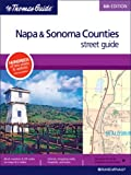 The Thomas Guide Napa Sonoma Counites Street Guide, Not Available (NA), 0528859803