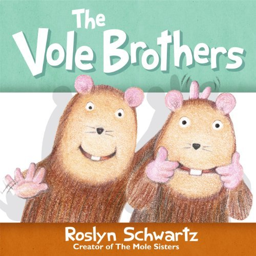 The Vole Brothers ebook