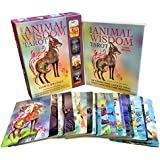 The Animal Wisdom Tarot Deck Cards Collection Box Gift Set Mind Body Spirit Read Astrology & Fortune-telling