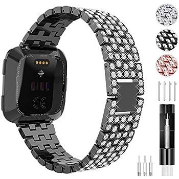 For Fitbit Versa 2//Versa//Versa Lite Replacement Sports Strap Wristband Bracelet