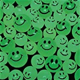 Toys : Glow In The Dark Smile Face Balls (144 pc)