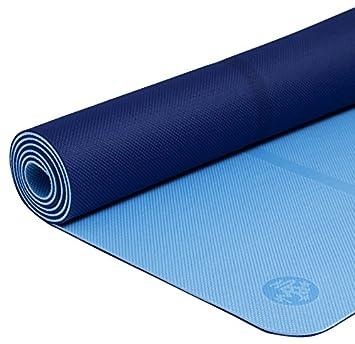 Manduka Alfombrilla de Yoga Welcome, Unisex, Color Magenta, 5 mm