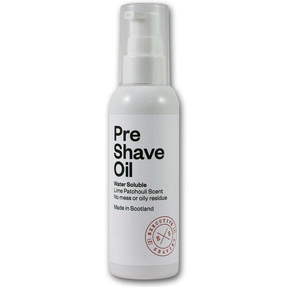 Executive Shaving Pre Shave Oil & Intensive Moisturising Balm Set Special Offer