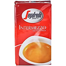 Segafredo Intermezzo Ground Coffee 8.8oz/250g X 4