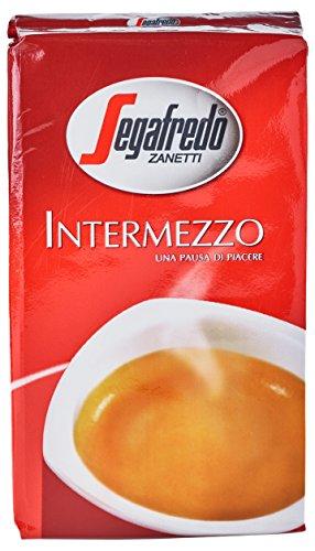 Segafredo Intermezzo Ground Coffee 8.8oz/250g X 4