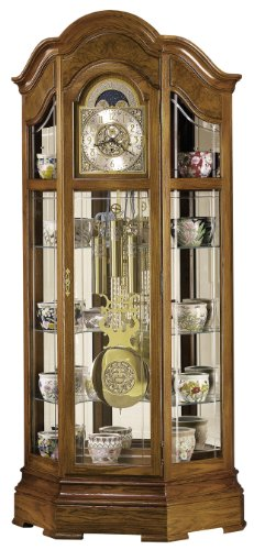 Howard Miller 610-940 Majestic Grandfather Clock by