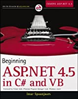 Beginning ASP.NET 4.5: in C# and VB Front Cover