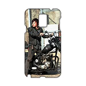 Evil-Store Walking dead 3D Phone Case for Samsung Galaxy Note4