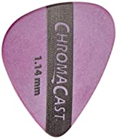 ChromaCast Guitar Pick Packs (10 Pack Durapick, Purple)