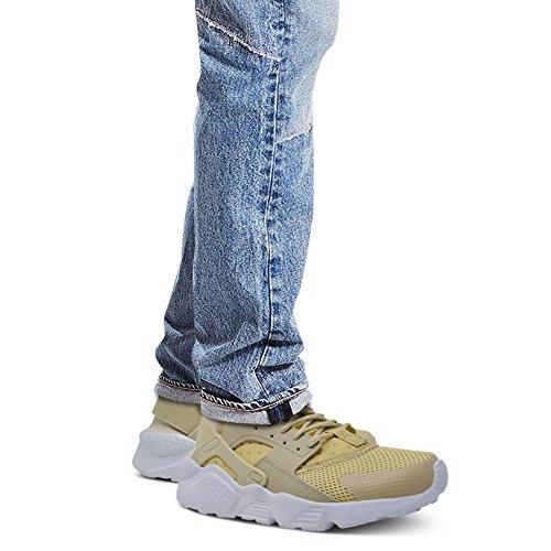 Xelay ,  Herren Sneaker Low-Tops Beige / Weiß