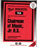 Chairman, Music, Jr. H. S., Rudman, Jack, 0837381681
