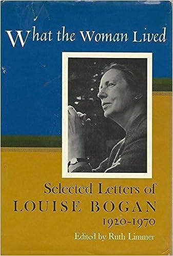 women by louise bogan