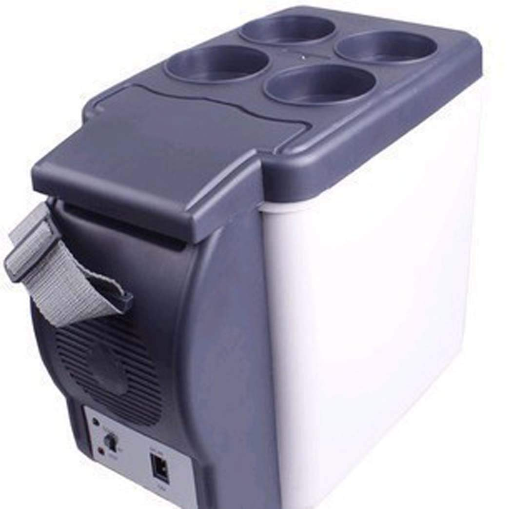 DSHBB Car Fridge Mini,car Fridge Cooler For Travel, Picnic, Camping Outdoor Use (Size : 6L) by DSHBB