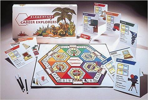 Buy Career Explorers: A Fun and Educational Board Game Book