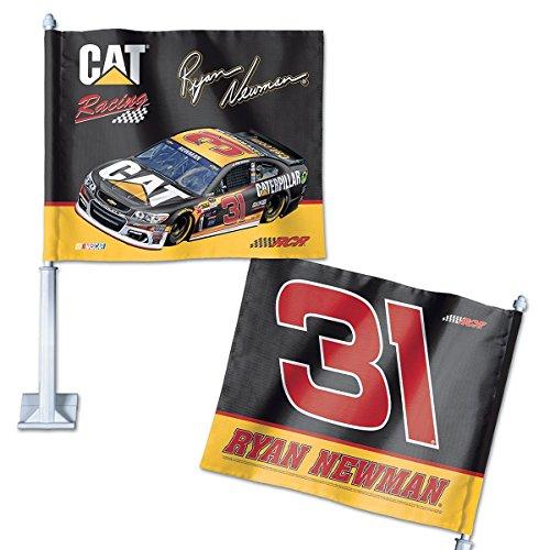 (WinCraft Ryan Newman Car and NASCAR Car Flag)