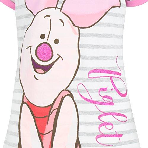 Disney Winnie Puuh Damen Ferkel Schlafanzug