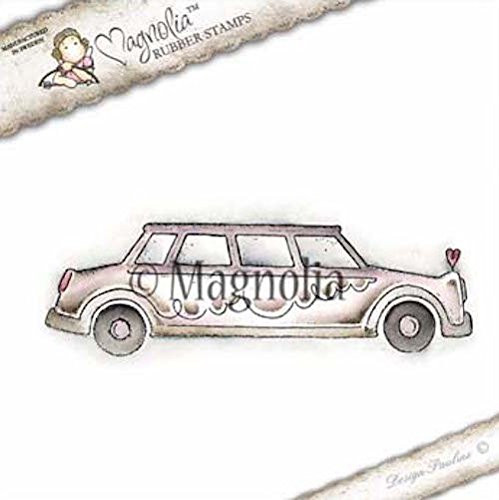 We Made It Cling Stamp 5.5x3.75 Package-Limousine