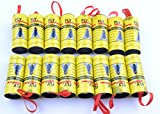 16x Insect Bug Fly Glue Paper Catcher Trap Ribbon Tape Sticky