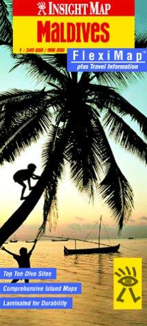 Maldives Insight Fleximap (Insight Flexi Maps)...