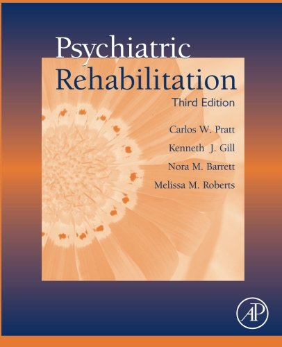 Psychiatric Rehabilitation, Third Edition