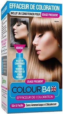 COLOUR B4 Effaceur de coloration - Usage fréquent
