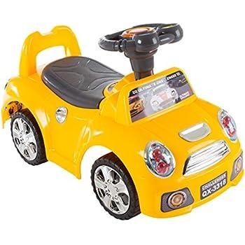 Amazon.com: Costzon - Patinete infantil con sonido y luz ...