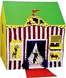 Toyshine Jumbo Size Circus Tent House for Kids