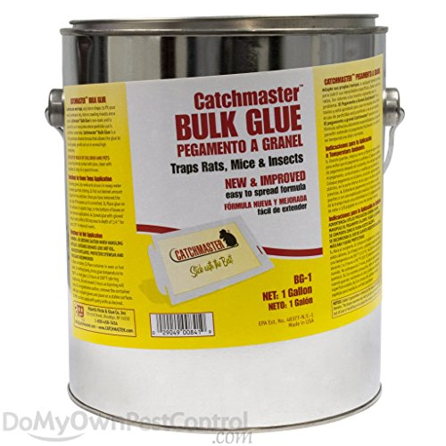 Catchmaster Bulk Glue Can 128 oz
