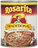Rosarita Refried Beans, Traditional, 30 oz