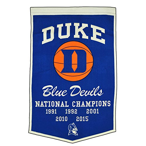 NCAA Duke Blue Devils Dynasty Banner
