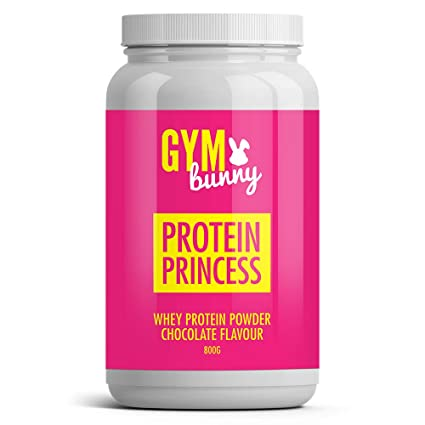 GYM BUNNY PROTEÍNA PRINCESA DE SUERO PROTEÍNA EN POLVO - 100% de proteína