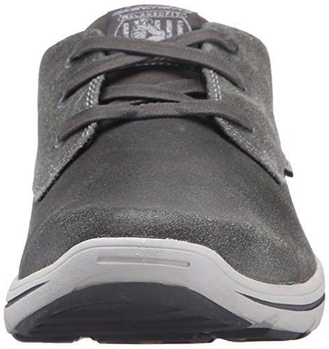 Skechers (SKEES) - Harper- Epstein - Baskets Sportives, homme, gris (gry), taille 43