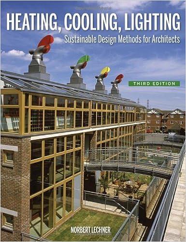amazon heating cooling lighting sustainable design methods for