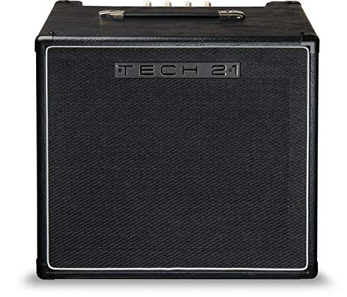 Tech 21 Power Engine Deuce Deluxe - Powered Cabinet for Guitar & - Power Engine 21 Tech