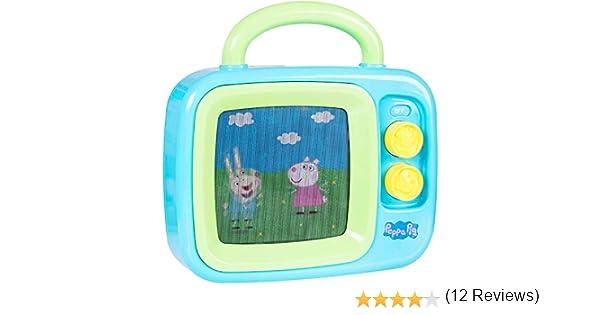 Peppa Pig My 1st TV - Reproduce la melodía del tema: Amazon.es ...