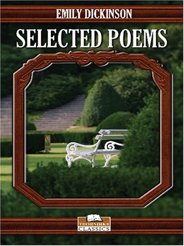 Read Online Selected Poems of Emily Dickinson pdf epub