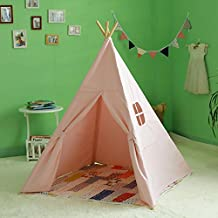 Teepee-Pure Pink One Window Style-Preassemble