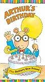 Arthur - Arthurs Birthday [VHS]