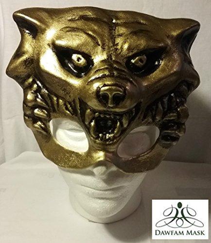 Warewolf Masks (Warewolf Mask)