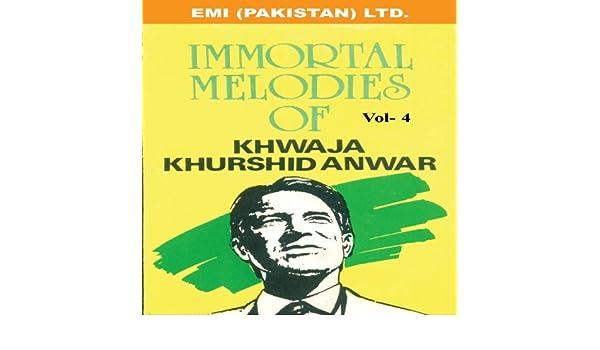 Kahan Ho Tum Saheliyon by Khwaja Khurshid Anwar on Amazon Music