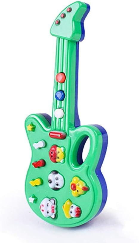 Ballylelly Niños Bebé Niños Guitarra Juguetes Canción Infantil ...