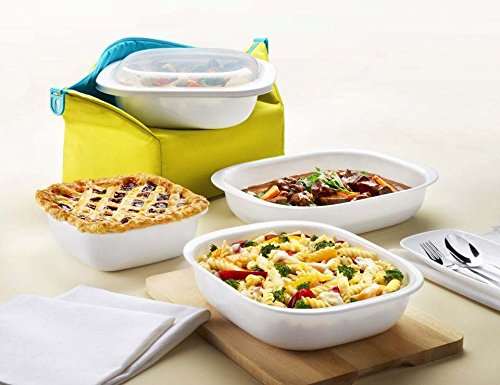 Corelle fuente para horno cuadrada bake serve and - Fuentes para horno ...