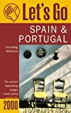 Spain and Portugal, Griffin Trade Paperbacks Publishing Staff and Let's Go, Inc. Staff, 0312244835