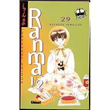 RANMA 1/2 T.29 : SACRÉES JUMELLES