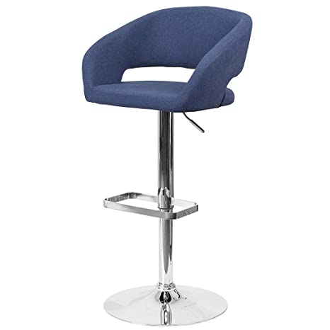 Pleasing Amazon Com Kls14 Modern Style Height Adjustable Bar Stool Uwap Interior Chair Design Uwaporg