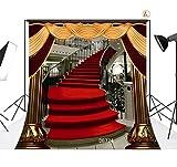 Best Lb Vinyls - LB 10x10ft Red Carpet Vinyl Photography Backdrop Customized Review