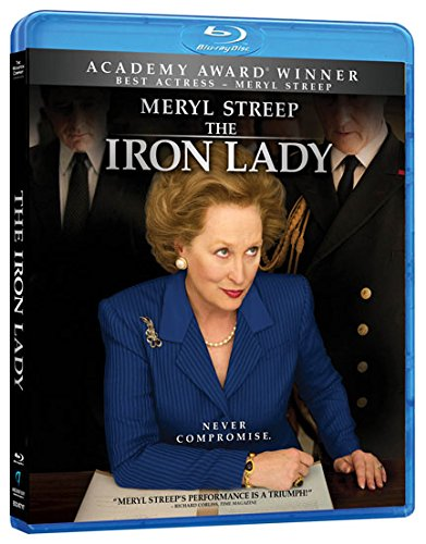 Blu-ray : The Iron Lady (Ultraviolet Digital Copy, Widescreen, Subtitled)