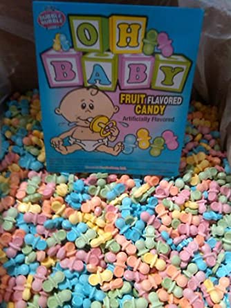 Oh Baby Chupetes Candy, 8 libras: Amazon.com: Grocery ...