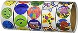 OTC Fun Express Super Sticker Assortment - 1000 Stickers