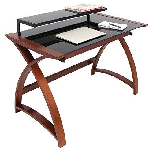 UPC 681144433062, WOYBR OFD-SW BNT WNG Bent Wood, Glass Bentley Desk